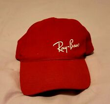 Ray ban sunglasses Red Hat Cap