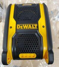 New Dewalt Dcr006 12-20V Jobsite 4.0 Bluetooth Speaker uses 12v&20v batteries