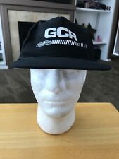 GCR Tire Center Truck Sports Cars Hot Rod Radials Black SnapBack Trucker Hat