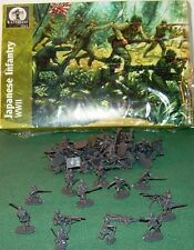 Waterloo 1815  WWII Japanese Infantry 1/72