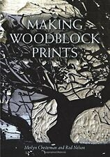 Making Woodblock Prints New Paperback Book Merlyn Chesterman, Rodger Nelson