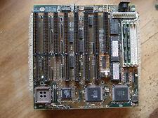 PC386 Motherboard  TK83305P9-4N-D-02  AMD AM80386SX/SXL-33 Mz + RAM 2MB