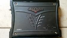 Kicker ZX 200.2 2-Channel Car Amp