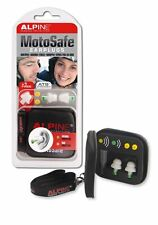 Alpine MotoSafe plus 1 gratis Ohrstöpsel - Gehörschutz für Motorradfahrer
