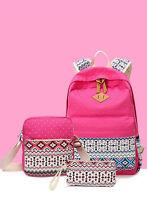 Neu Vintage Damen Mädchen Rucksack Schulrucksack Reisetaschen Taschen Handtasche