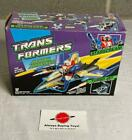 1990 Starscream Complete With Box G1 Transformers Action Master