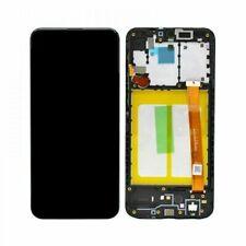 Samsung LCD Vetro Display Touch Screen per Galaxy A21S SM-A217F Originale Nero