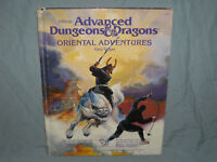 The Original AD&D 1st Ed Hardback -  ORIENTAL ADVENTURES  (From 1985 and RARE!!)