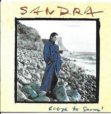 Sandra - Close To Seven (Virgin CD-Album, 1992) 10 Songs - Topzustand, Hülle neu