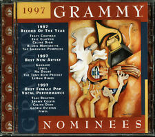 1997 Grammy Nominees by Various Artists (CD, Feb-1997, Chronicles)
