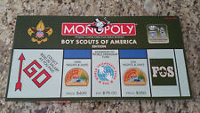 2004 MONOPOLY Boy Scouts Of America 95th Anniversary Edition Game #01