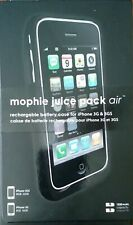 Mophie Juice Pack Air Protective Case With Built-In Battery For iPhone 3G & 3GS