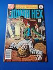 Jonah Hex #1 White Pages VG Cond.