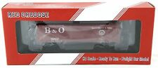 HO Scale X-29 Boxcar - Baltimore & Ohio #272556 - Red Caboose #37157-13