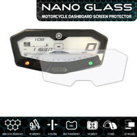 Yamaha MT-07 / FZ-07 / 700 TRACER (2014+) NANO GLASS Dashboard Screen Protector