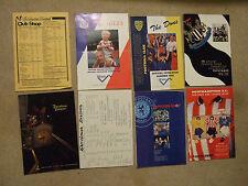 official club shop souvenir list st mirren 1988/9