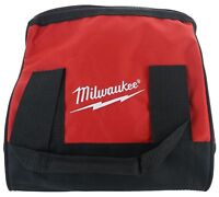 "Milwaukee M18 11"" x 11"" x 9"" Heavy Duty Contractors Tool Bag"