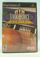 Strike Force Bowling (Sony PlayStation 2, 2004) New !