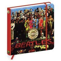 Oficial The Beatles Cuaderno: Sargento Pimienta (Cubierta Dura) 192 Páginas