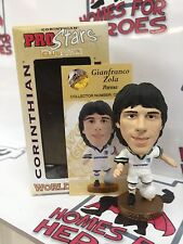 CORINTHIAN PROSTARS PARMA GIANFRANCO ZOLA CG225 GOLD BASE IN WINDOW BOX