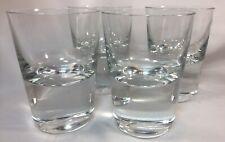 Old Fashioned Glasses Thick Bottom Rocks Whiskey Scotch 8 oz. Set of 4