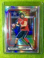 PATRICK MAHOMES JERSEY #5 TEXAS TECH SP /99 PRIZM CARD CHIEFS  2019 National VIP