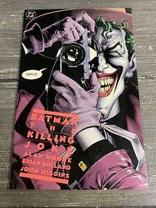 Batman - THE KILLING JOKE - Graphic Novel TPB - DC