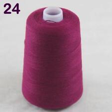 Vente nouveau 100 G Cône doux Pure cashmere Main Tricot Crochet Fil Wrap Châle 24