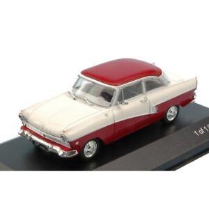 Whitebox 1/43 Ford 17M, 1957 (White/Red) (New)