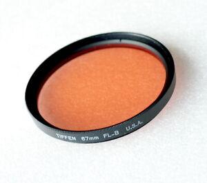 67mm TIFFEN FL-B Filter - Fluorescent Color Correction - PERFECT