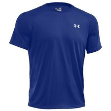 Under Armour Tech Shirt HeatGear® NEU M NEW OVP Trainingsshirt Laufshirt T-Shirt