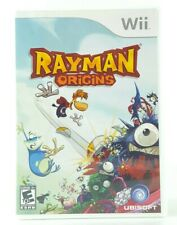Rayman Origins (Nintendo Wii, 2011) Complete Tested Rated E 10+ Fast Ship Gift