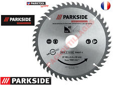 PARKSIDE® PERFORMANCE Lame de scie circulaire 190 x 2,4 x 30mm 48 dents Pro !!