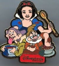 Disney Dining Snow White & Dwarfs Cooking Soup Annual Passholder Dopey Pin