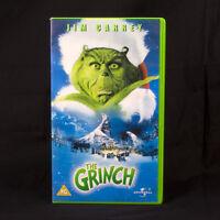 Die Grinch Darsteller Jim Carrey - VHS Video