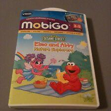 Vtech Mobigo Elmo And Abby Nature Explorers New In Pkg