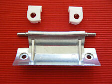 WASHING MACHINE DOOR HINGE WITH BLOCKS TO FIT HOTPOINT SPARES/PARTS