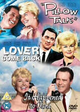 Pillow Talk / Lover Come Back / It Happened To Jane DVD | (Doris Day)