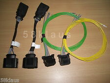 Audi A4 S4 B8 8K Avant Standard auf LED Rückleuchten Adapter Kabel Set cable set