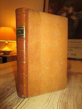 Rare E.O.-Mémoires d'Hippolyte Clairon, et réflexions sur l'art dramatique.-1798
