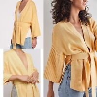 NWT Brochu Walker Barai Belted Cardigan Size Medium