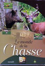 COFFRET 5 DVD LE MONDE DE LA CHASSE