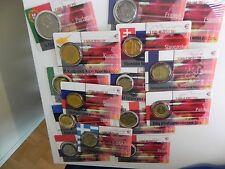 Sammlung von 16 Coincard, Geldkarte,  Niederlande, Spanien......  alle wie neu