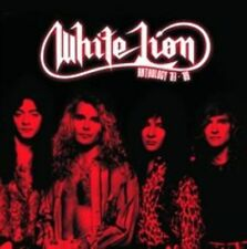 WHITE LION Anthology GREATEST HITS 2 CD RARE TRX & DEMOS & UNPLUGGED
