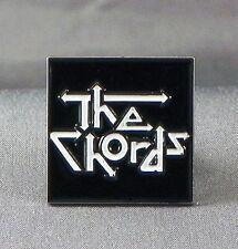 Metal Enamel Pin Badge Brooch The Chords Mod Punk Rock Band Music