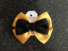 Madeliena's    2x Emma Bows Hair Clip As Pictured