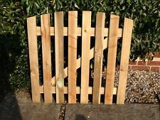 Driveway Garden Picket Gates Made to Measure 3ft 6ft Fence Panels Closeboard