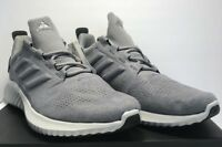 Adidas Mens Size 11 AlphaBounce CR Grey Athletic Running New