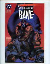 Batman Vengeance of Bane #1 (1993) High Grade 1st Print NM+ 9.6