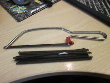 Hacksaw Junior inc 9 extra blades New